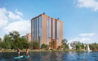 ЖК «Стереос» от Реновация — купить квартиру в новостройке на Ржевке