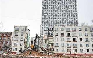 Реновация Новогиреево новости