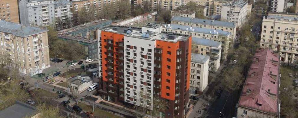 Реновация в Даниловском районе