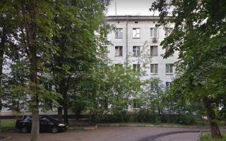Стройка по соседству: ул. Каспийская, д. 28, к.4