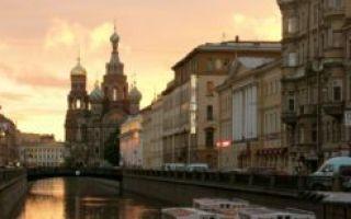 Районы реновации Санкт-Петербурга
