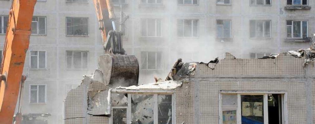 Последним от ветхих пятиэтажек избавится запад Москвы — Комплекс градостроительной политики и строительства города Москвы