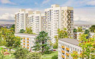На Ереванской улице завершается строительство дома по программе реновации / Новости города / Сайт Москвы