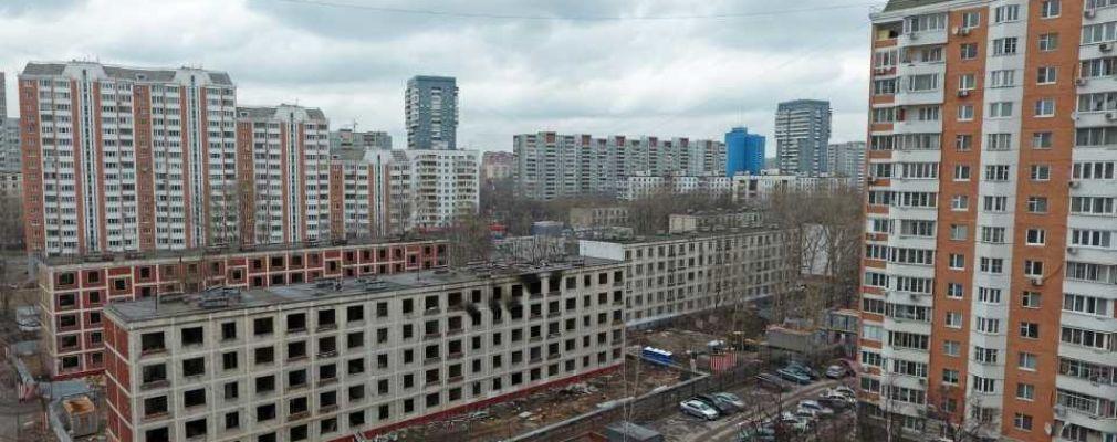 Жители двух домов проголосовали за выход из программы реновации — Экспресс газета