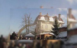 Снос домов в поселке «Речник» — Газета.Ru