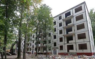 Ростокино Реновация пятиэтажек последние новости