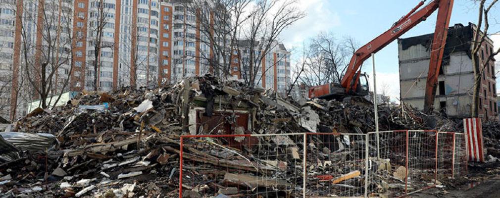 Новости реновации в Москве – все о сносе пятиэтажек в 2018 году