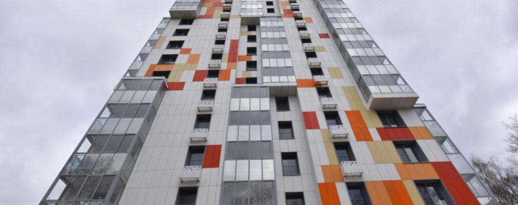 Дом пореновации врайоне Северное Тушино введут вэтом году — Комплекс градостроительной политики и строительства города Москвы
