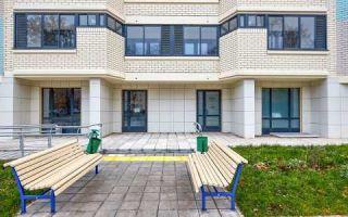 Дом в Войковском районе построят в 2021 году
