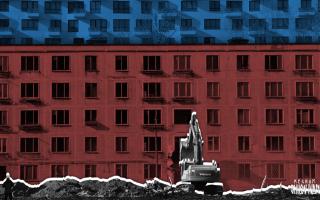 «Жить уже сейчас становится невозможно»:  программа реновация в Ростове может породить новые гетто