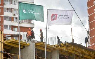В Коптево начали строить дом для переселенцев по реновации на 482 квартиры — Наш Север