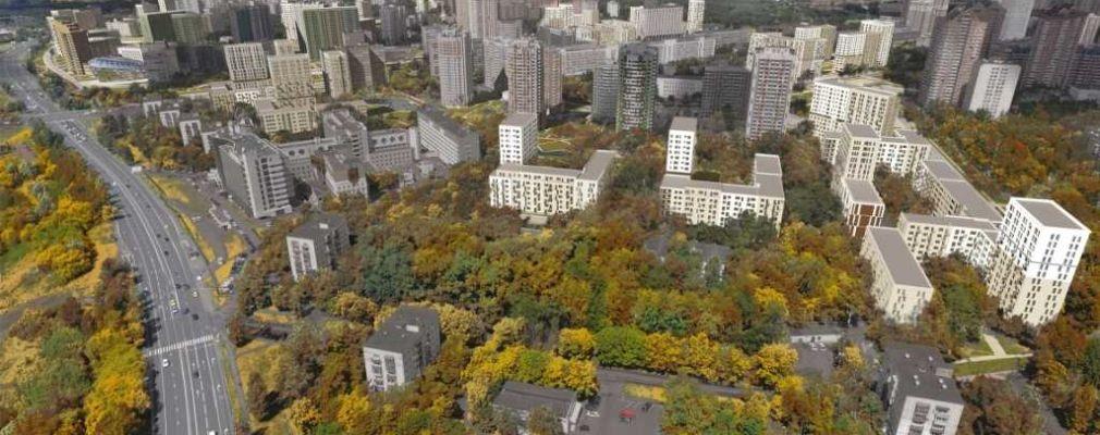 Москва | В районе Метрогородок с 2020 по 2024 годы по программе реновации расселят 15 домов — БезФормата