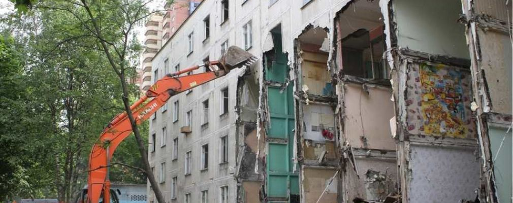 В Москве утвердили график переселения из сносимых домов до 2032 года – Ведомости