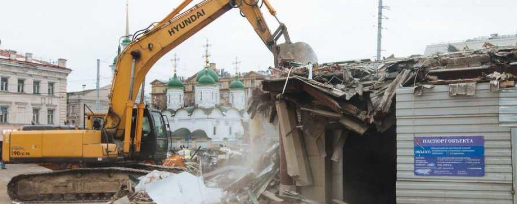 Судьба исторических зданий в Москве – Варламов.ру – ЖЖ