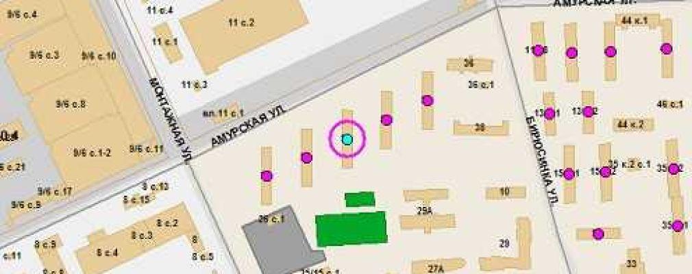 Сносимый дом по адресу Амурская ул., д. 31, адрес, контакты, официальный сайт