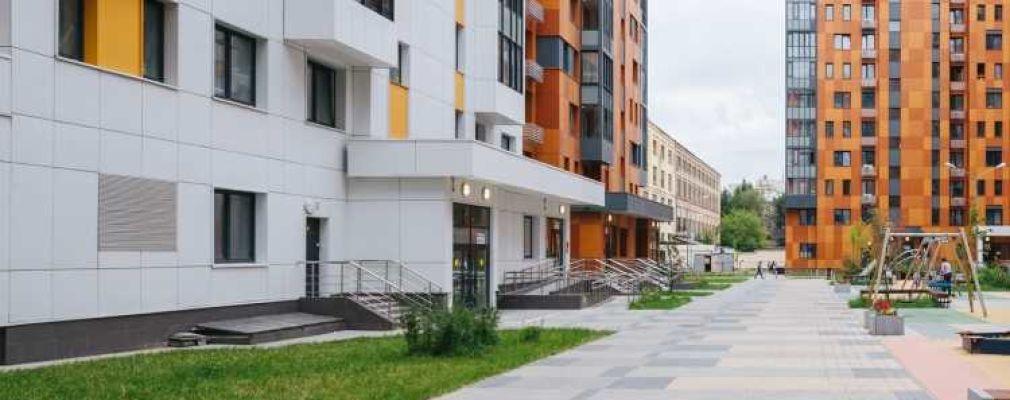Дом по программе реновации построили на Кастанаевской улице / Новости города / Сайт Москвы