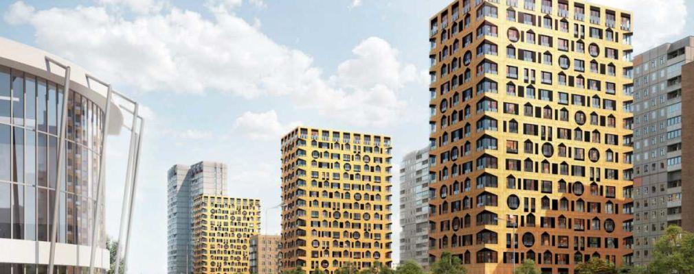 Кварталы реновации микрорайона 3 «Загорье» Бирюлево Восточное станет примером качественной городской среды