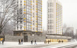 Восемь социальных объектов построят по программе реновации в Нагатинском затоне — Комплекс градостроительной политики и строительства города Москвы