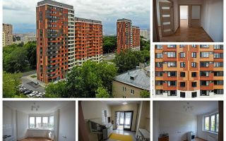 2-комнатная квартира по программе реновации в Москве