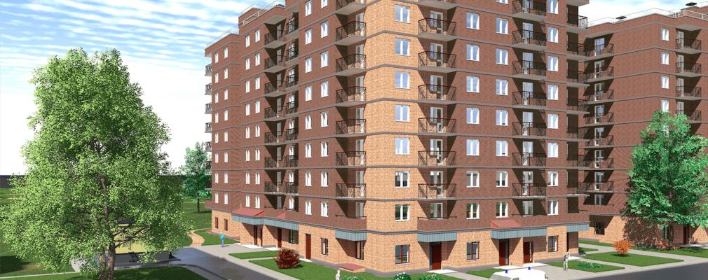Ход строительства ЖК «Новое Колпино» от 1 сентября 2020
