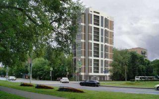 Дом по реновации на 127 квартир в Обручевском районе