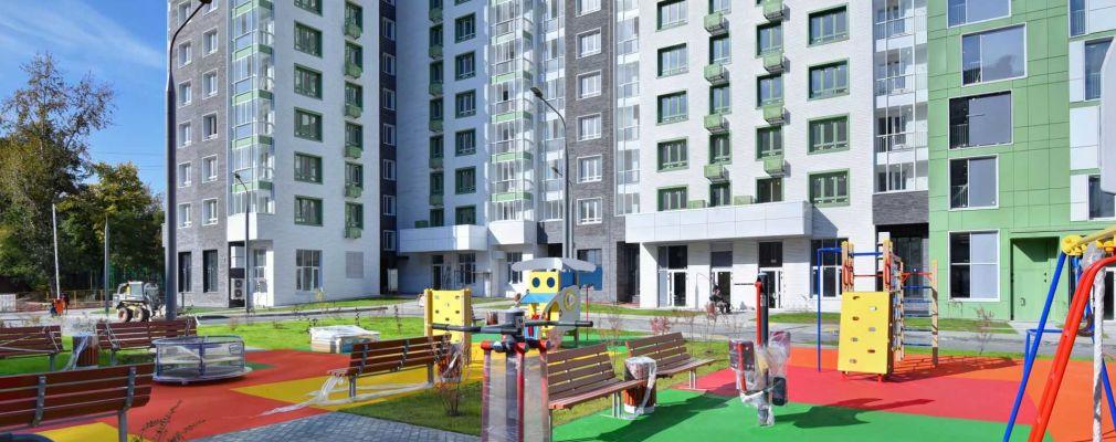 Заселение по реновации начнется в 2021 году в доме на улице Петра Романова