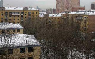 Два дома авторской архитектуры сохранят в районе Соколиная Гора при реновации — Комплекс градостроительной политики и строительства города Москвы