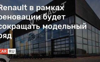 Renault Россия — официальный сайт