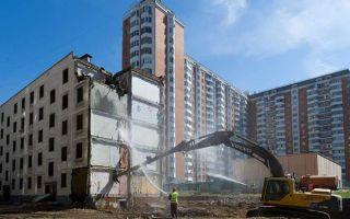 Риски покупки квартиры в доме под реновацию: когда приобретение жилья будет оправдано
