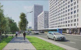 На месте производственной зоны «Автомоторная» в Головинском районе САО возведут свыше 1 млн кв. м жилья