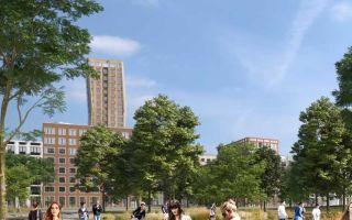 Кузьминки — Проекты планировки кварталов реновации Москвы