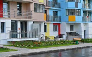 Дом в Ростокине для участников программы реновации достроят в 2020 году