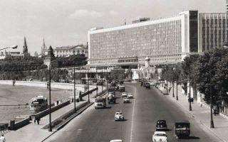 Почему гостиницу «Россия» необходимо было снести?   Я так хочу!