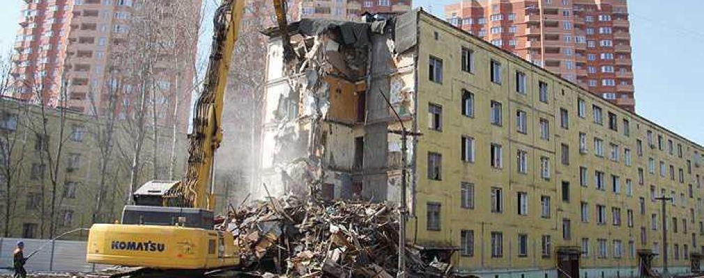 Реновация в ЗАОМосквы охватила уже 53 дома – Росбалт
