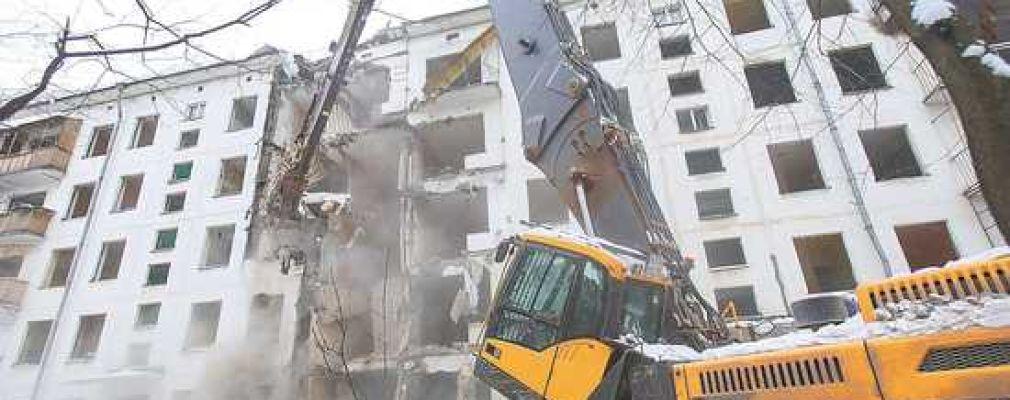 Информация об очередности переселения по реновации в Обручевском районе опубликована на портале