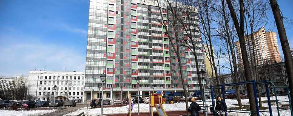 Собянин: в Москве подобрано еще 17 стартовых площадок реновации — Комплекс градостроительной политики и строительства города Москвы