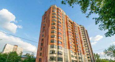 Дом по реновации с фасадами в Ломоносовском к 2021 году