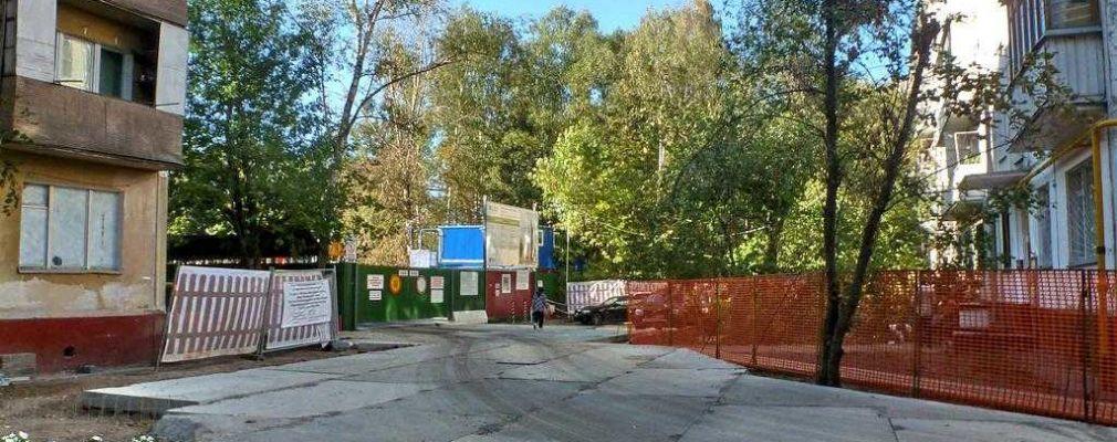 Сносимый дом по адресу Химкинский бул., д. 19, к. 2, адрес, расположение на карте