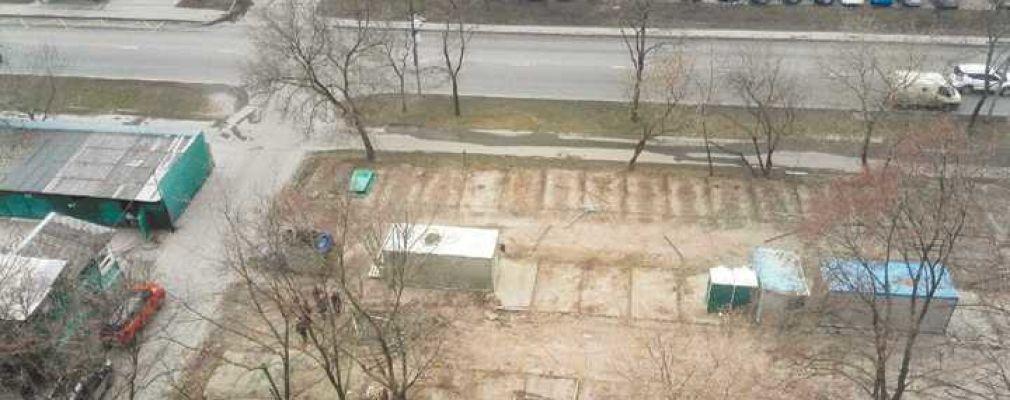 Снос столичных гаражей подводят под мораторий – Общество – Коммерсантъ