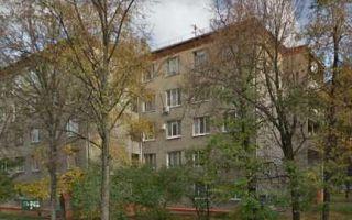 О доме улица Буракова дом 3 корпус 1 в Москве
