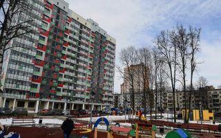 Многофункциональная комплексная жилая застройка с подземной автостоянкой. 1-я очередь «1А». 1 этап. — Комплекс градостроительной политики и строительства города Москвы