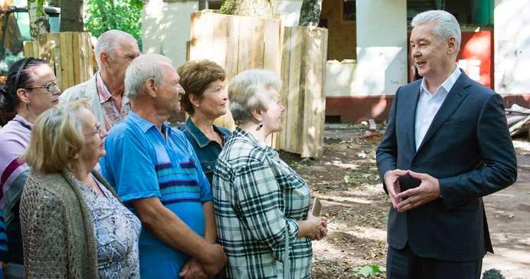 выступление мэра москвы о реновации пятиэтажек