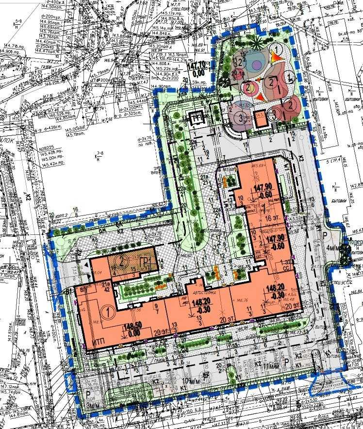 Планировки домов по реновации в СВАО