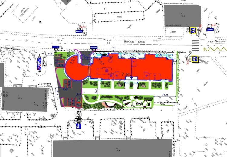 Планировки домов по реновации в ВАО
