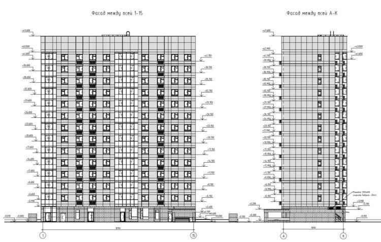 Планировки домов по реновации в г. Зеленоград