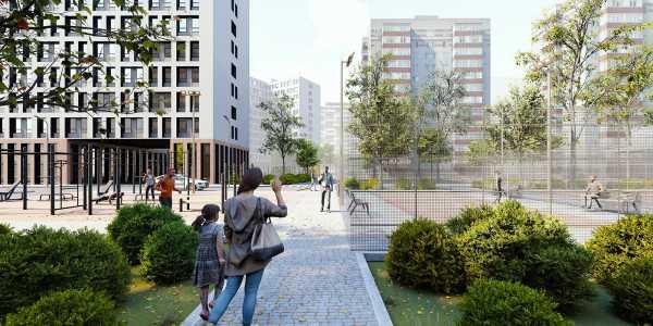 Публичные слушания по кварталам реновации